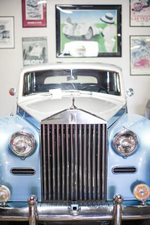 Marconi Automotive  Museum: Rolls Royce Silver Cloud