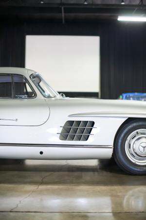 Marconi Automotive  Museum: Mercedes Gullwing