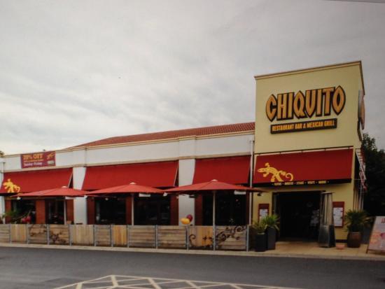 Chiquito - York - Clifton Moor: Restaurant