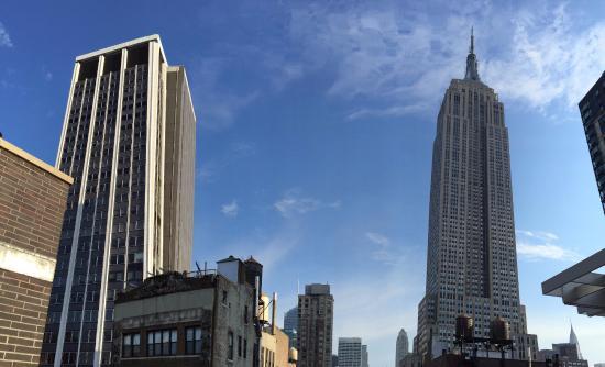 from the roof bar picture of hyatt herald square new york new rh tripadvisor com