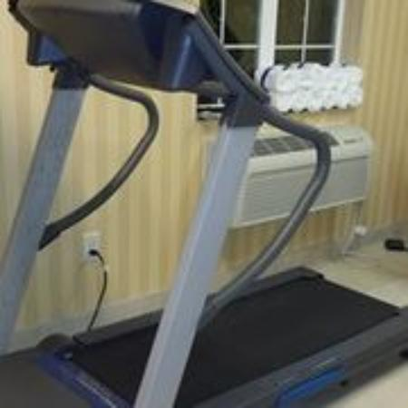 Brillion, WI: Guest Treadmill