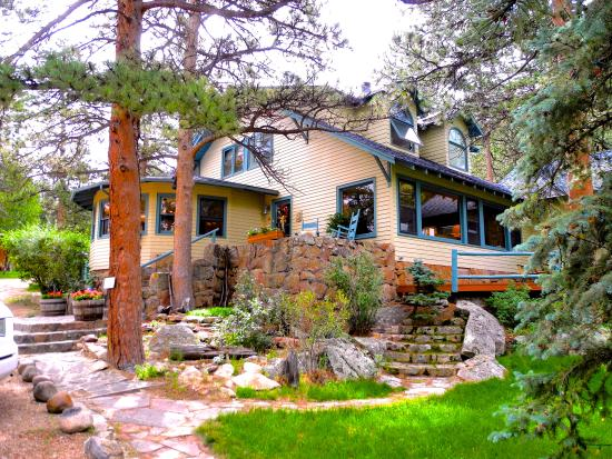 Photo of Romantic Riversong Bed and Breakfast Inn Estes Park