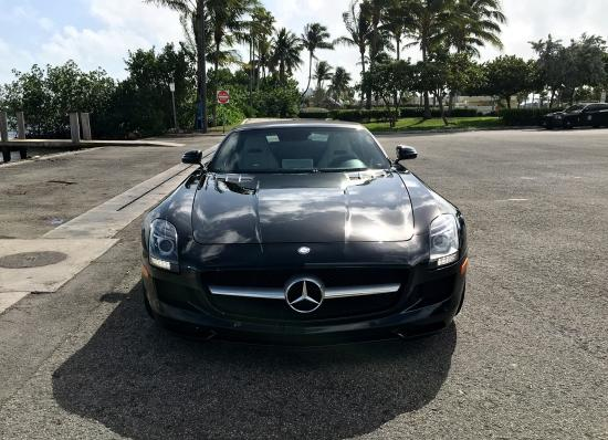 Rent a mercedes benz sls amg in miami beach florida for Mercedes benz miami florida