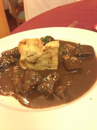 Saint Hubert: Carne