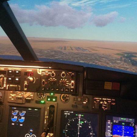 Flight Experience Kuwait