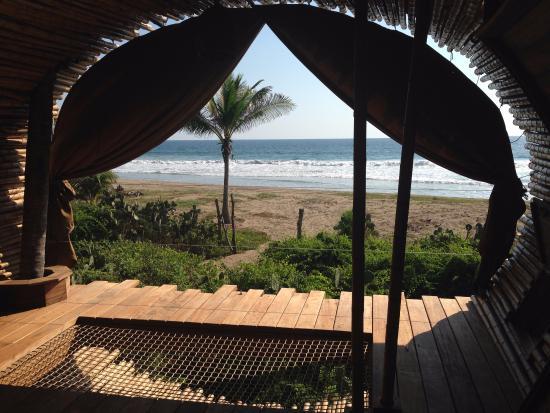 Petatlan, Mexiko: Esta es la vista del Tree House