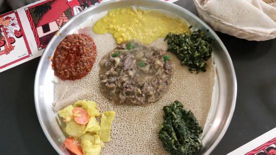 Gursha Ethiopian Restuarant
