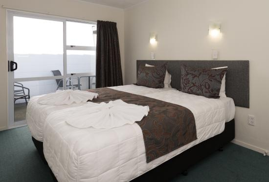 ASURE Palm Court Rotorua: Two bedroom 2nd bedroom