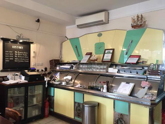 old kitchen equipment on display picture of golden hind london rh tripadvisor com