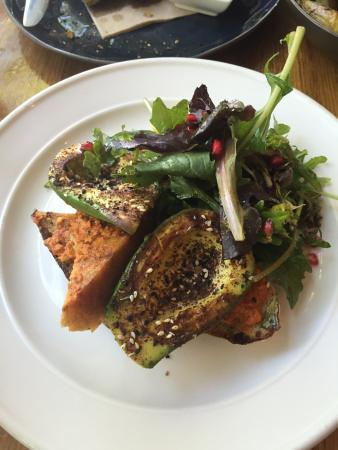 Fresh on Charles : Avocado dish