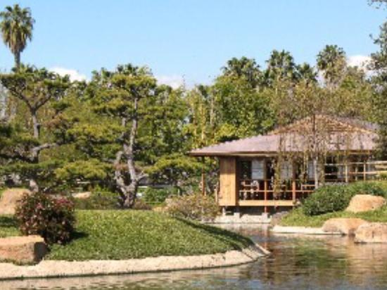 La Japanese Garden Tillman Recycling 1 Picture Of The Japanese Garden Los Angeles Tripadvisor