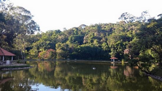Lago Parque das Águas de Cambuquira