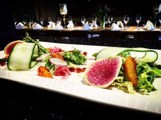Blood Orange and Frisée Salad - Picture of The Summerhill Resto Pub ...
