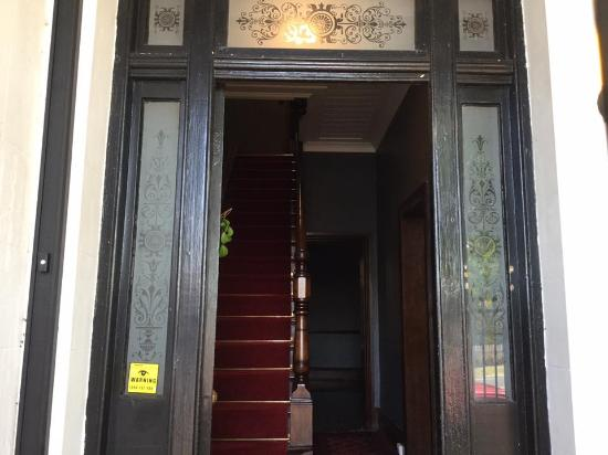 Morpeth, Australië: this is the entry doorway