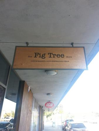 St Leonards, Australia: The Fig Tree store