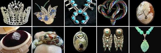 Best Vintage Jewelry In Los Angles All Styles Periods