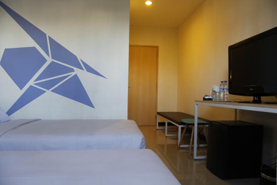 Griya Sintesa Hotel: Guest Room