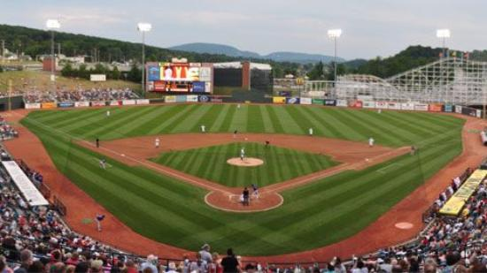 Altoona, PA: Full view of PNG Field
