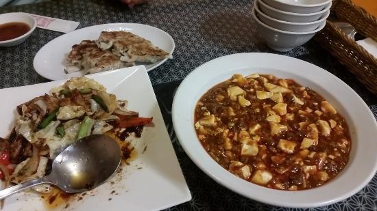 China Sichuan Cuisine Shuho Kikuyo