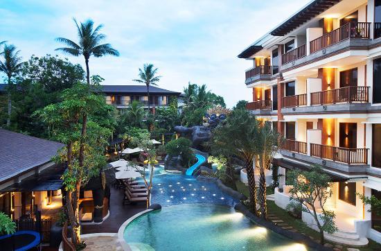 Padma Resort Legian: Family Swimming Pool