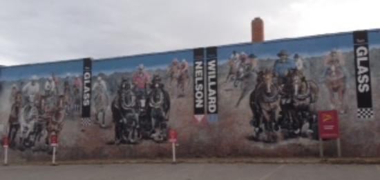 High River Historic Murals