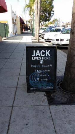 1st Street Bar
