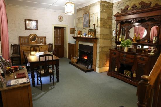Orford, Australie : Dining Room