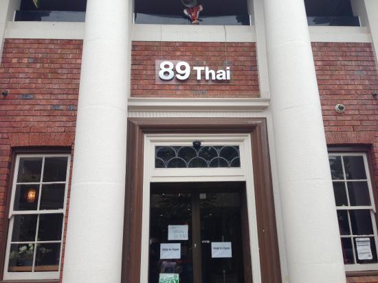 Thai Restaurant Windsor Nsw