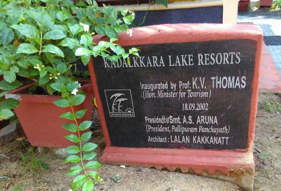 Kadalkkara Lake Resort Photo