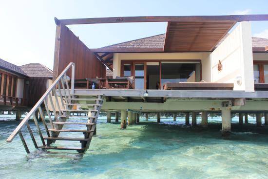 Water Villa Picture Of Paradise Island Resort Spa Lankanfinolhu