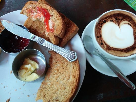 Guten Morgen Kaffee Coffee Temple Varkala Town