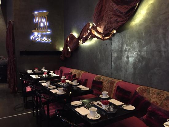 Soggiorno di tre notti a marzo 2016 - Picture of Buddha-Bar Hotel ...