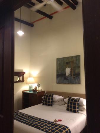 23 Love Lane: The double room including en suite