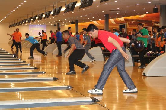Ampang Superbowl Kluang Mall
