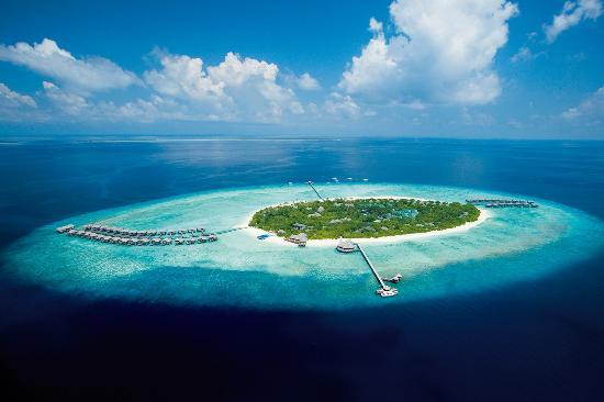Manafaru Island: JA Manafaru l Aerial View
