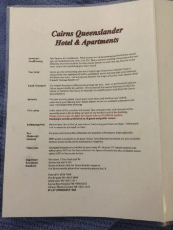 Cairns Queenslander Hotel and Apartments: or do the pools close at 10pm?