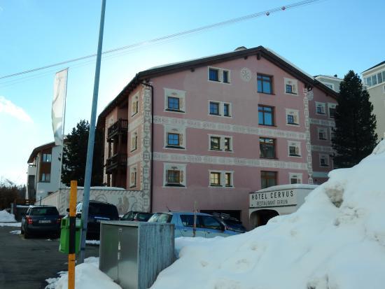 Hotel Cervus Photo