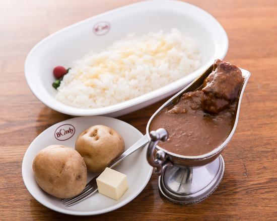Bondy Kanda Ogawamachi: チキンカレー(chicken curry)