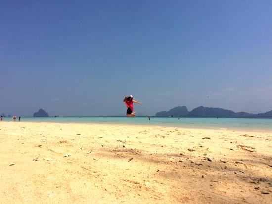 เงียบสงบ หาดสวย น้ำใส เหมาะสำหรับการพักผ่อนอย่างแท้จริง