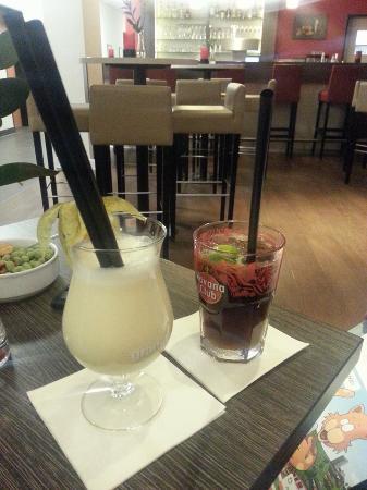 Hotel Sachsen Anhalt: Cocktails sehr zu empfehlen