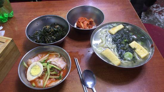 Han Sunja Handmade Noodles Soup