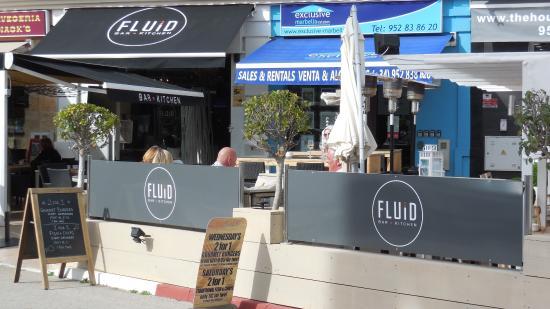 Nufluid Bar