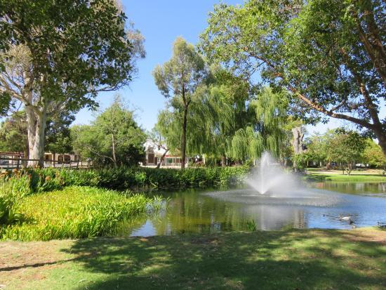Deniliquin, Australia: Waring Gardens