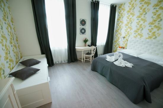 Hotel Nabucco: room 23
