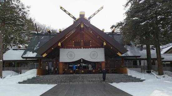Hokkaido Jingu