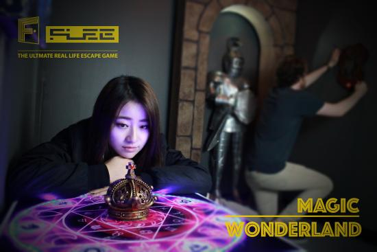 Magic Wonderland Picture Of Flee The Ultimate Real Life