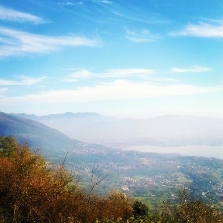 Eremo San Salvatore: Vista dall'Eremo