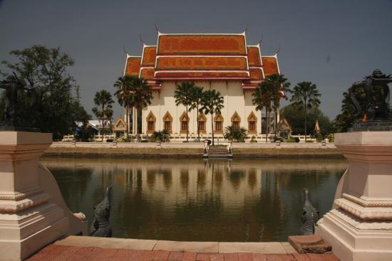 Nang Rong, تايلاند: Wat Klang Temple