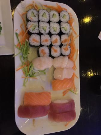 Sushi & Wok Aufnahme