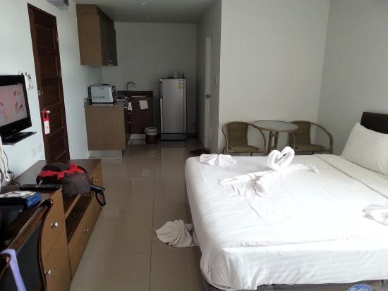 Sasinara Place Service Apartmant